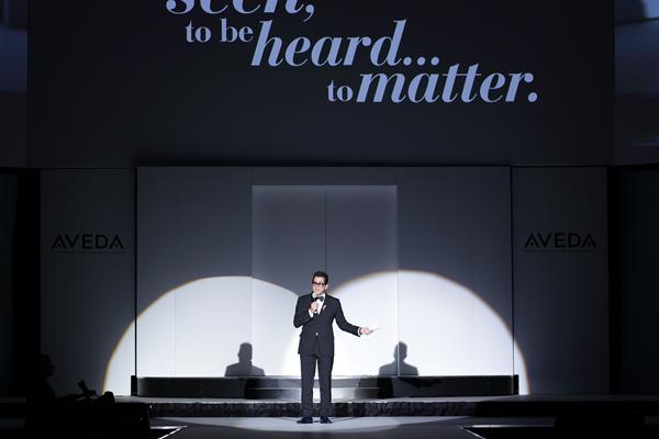 AVEDA CANADA - SEE, HEAR, MATTER 2012