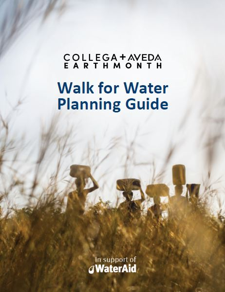 Walk for Water Planning Guide