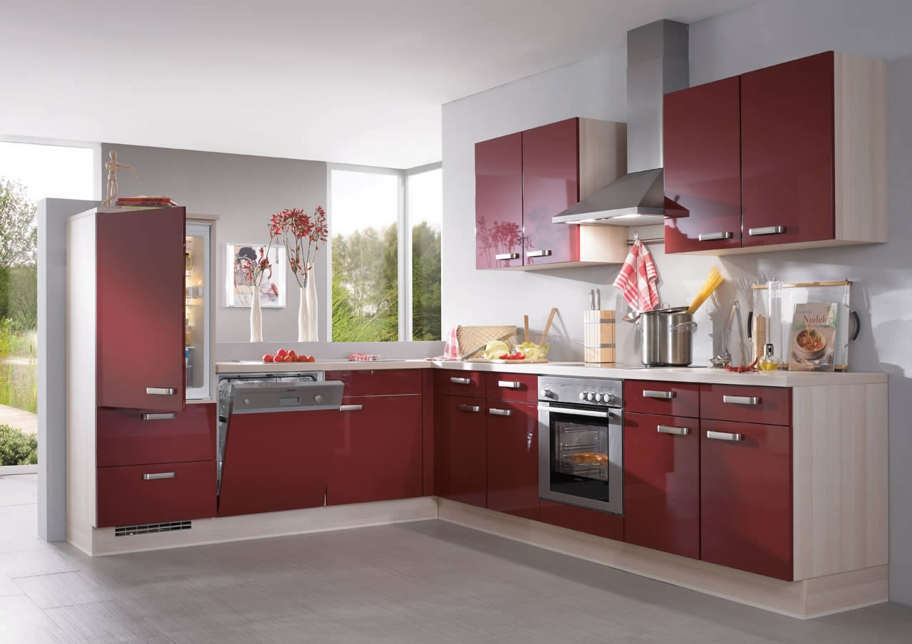 Primo 671 Bordeaux High Gloss