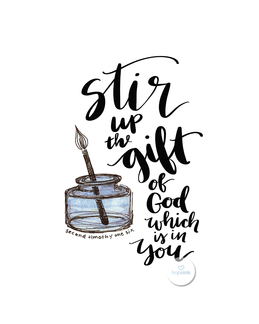 Stir Up The Gift Scripture Art | Hope Ink.jpg