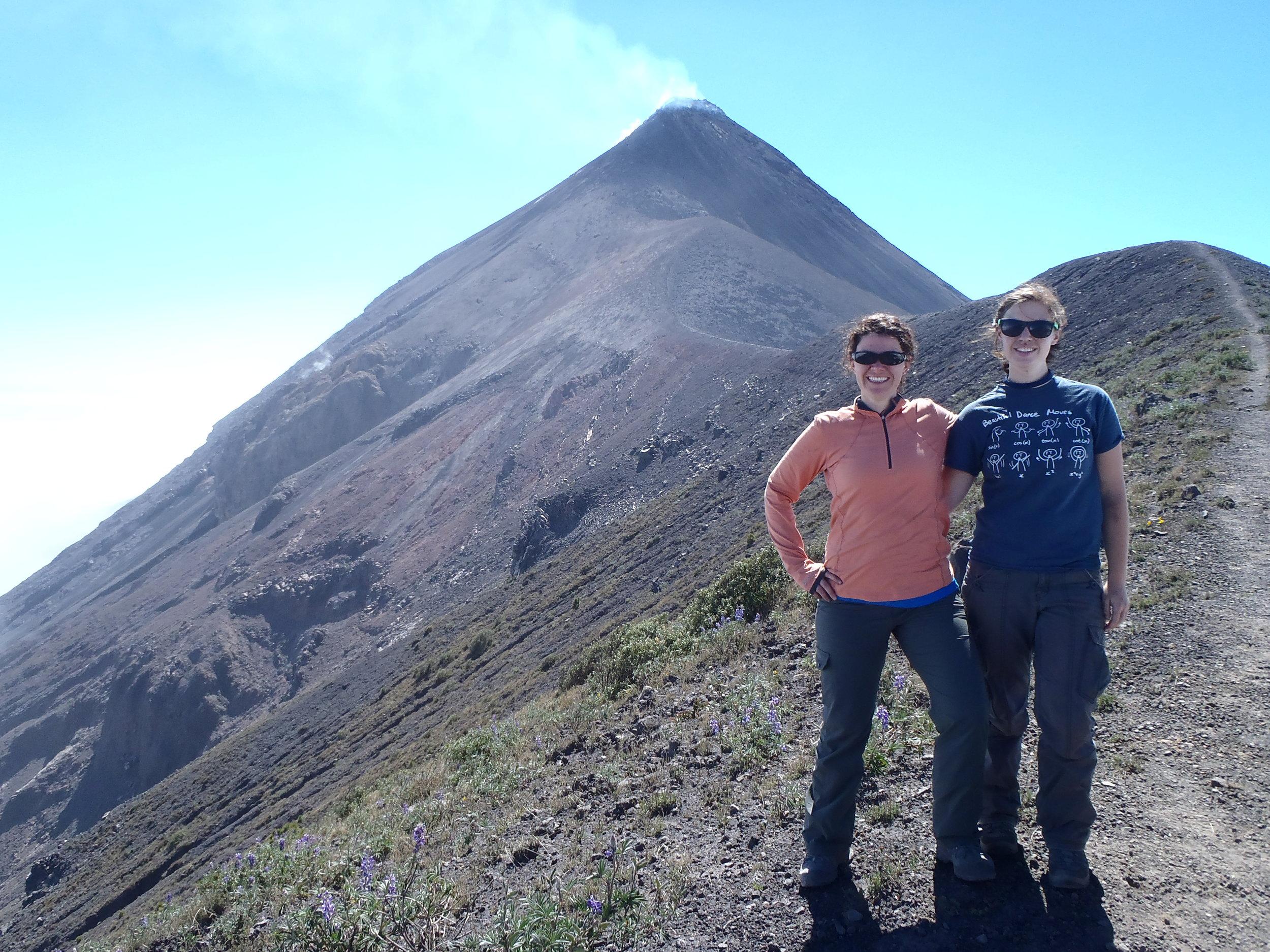 Fuego Volcano, Guatemala - WoV 2016