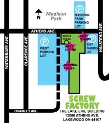 USE THE CENTRAL STAIRCASE IN THE WEST LOT TO ACCESS MY STUIDO.