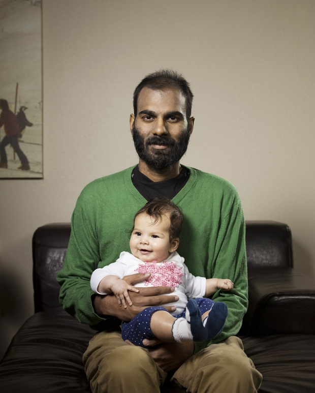 """Paul Kalanthini with his daughter, Cady. Photo from  Stanford Medicine """"Before I Go"""""""