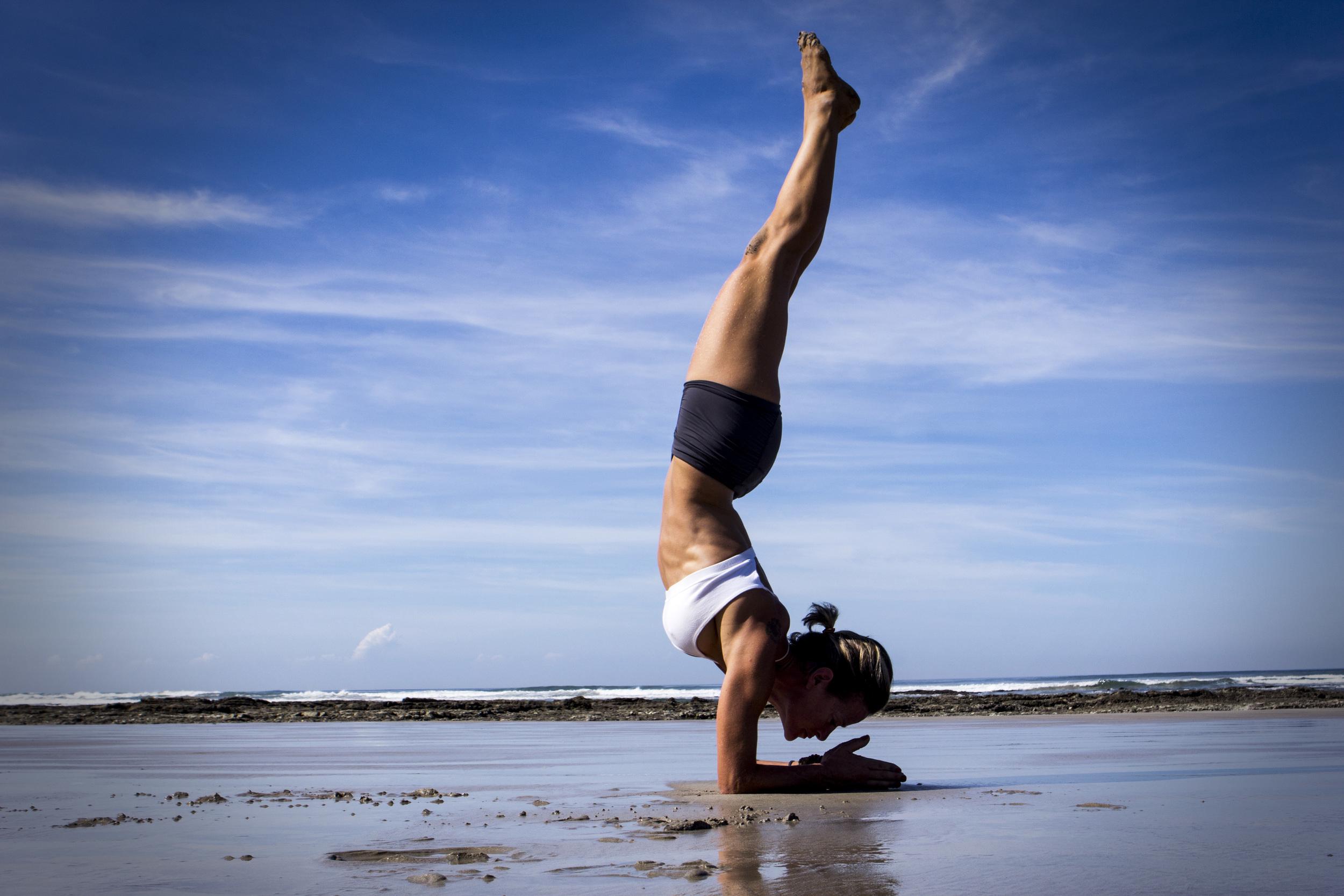 Maria Filippone, KOOSHOO Kindred Spirit and Yoga Teacher Extraordinaire
