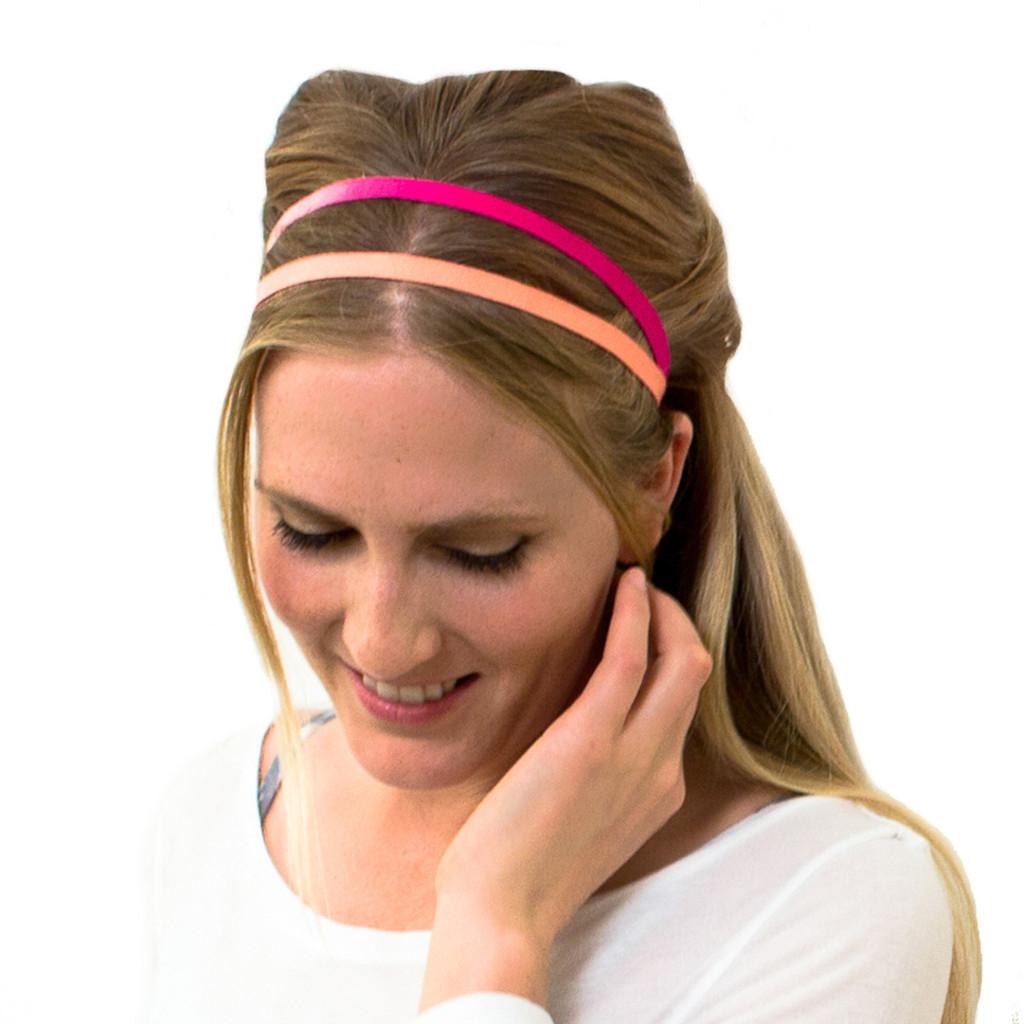 Ombre girls headband