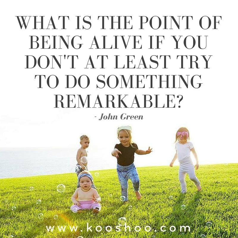 Be Remarkable