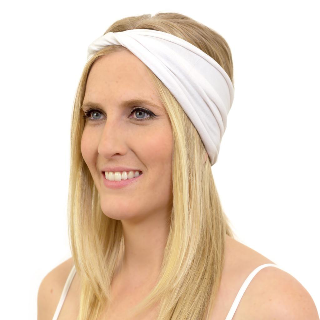 white headwrap for women
