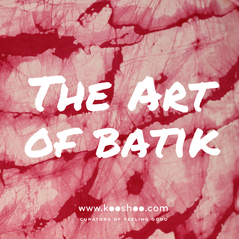 the art of hand dyed fashion