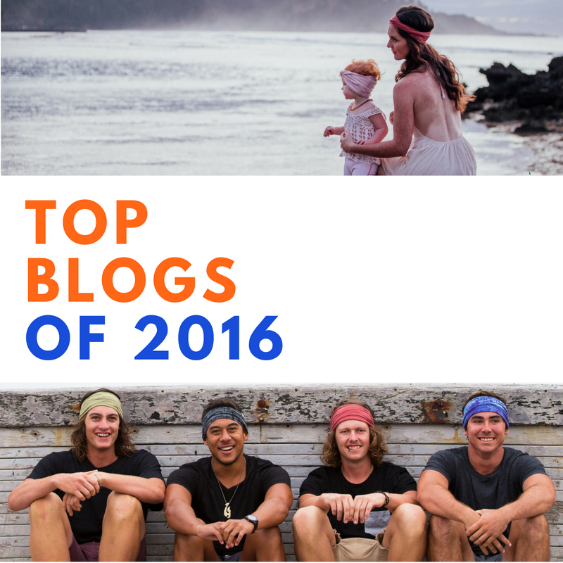Top Blogs of 2016