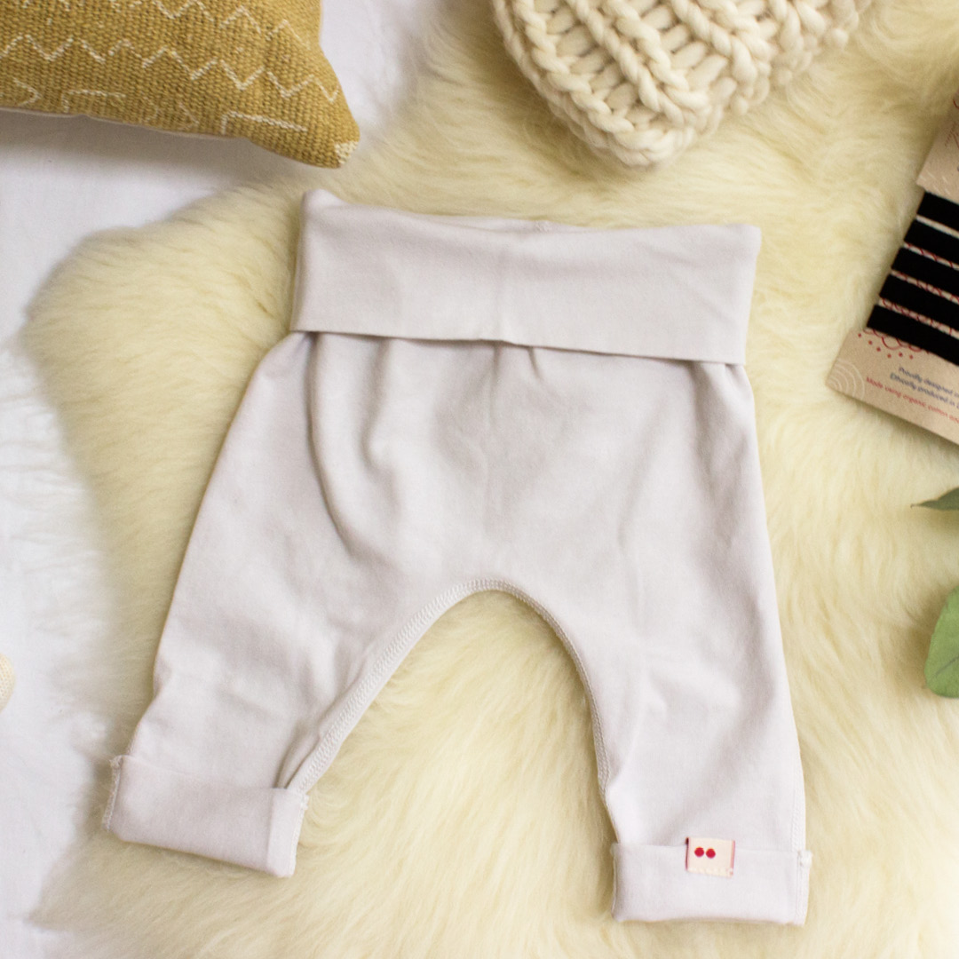 Organic Cotton Kids Pants