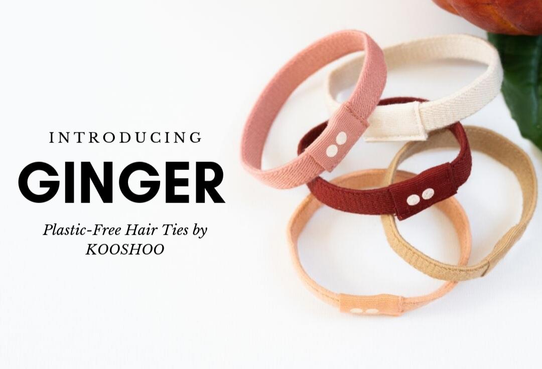 hair elastics for redheads