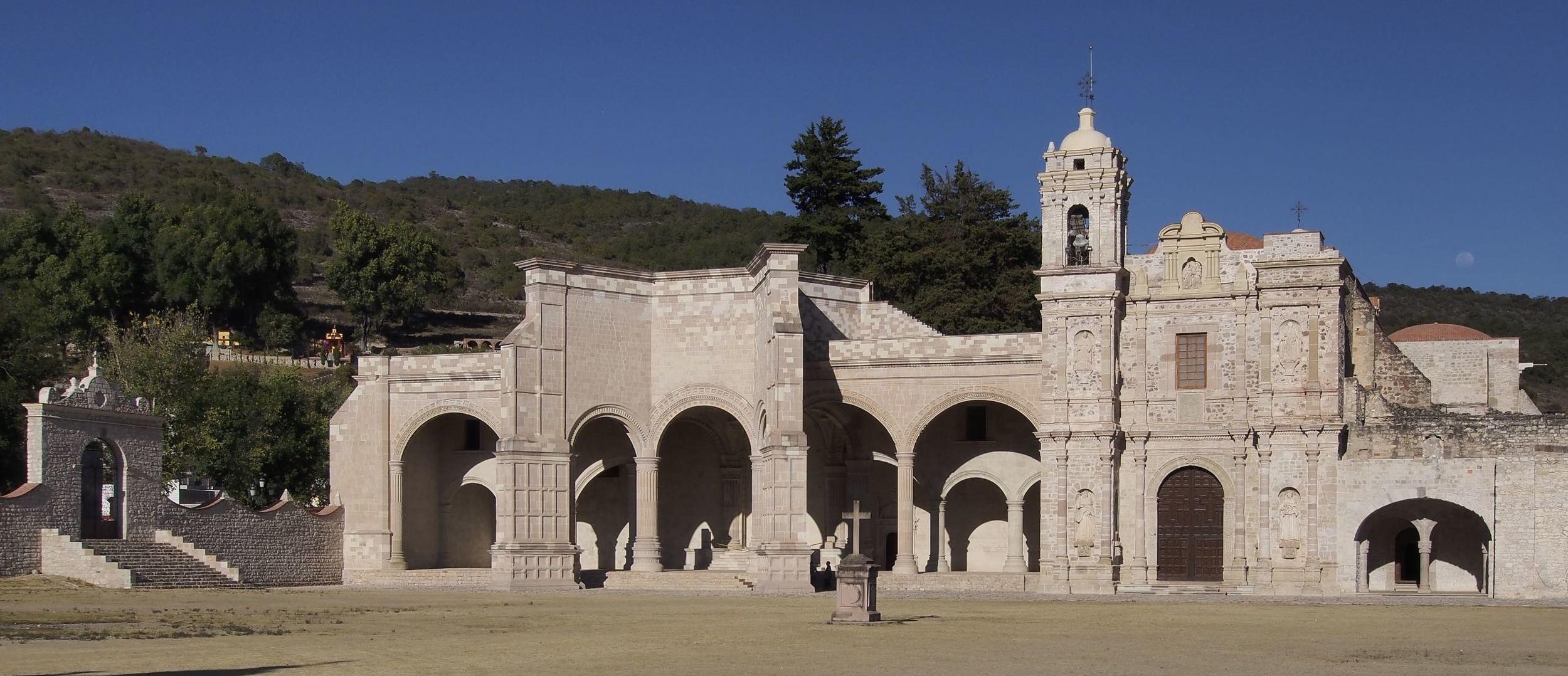 Open Chapel of Teposcolula