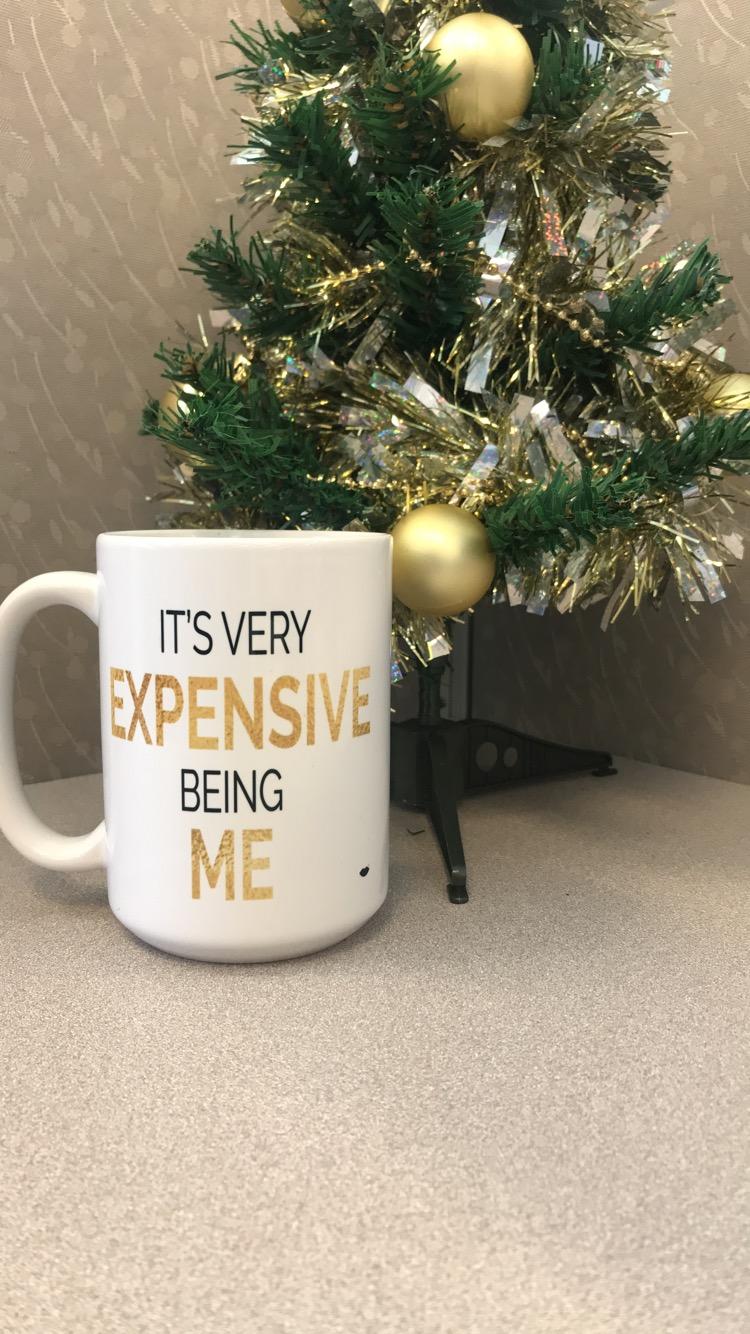 expensive mug
