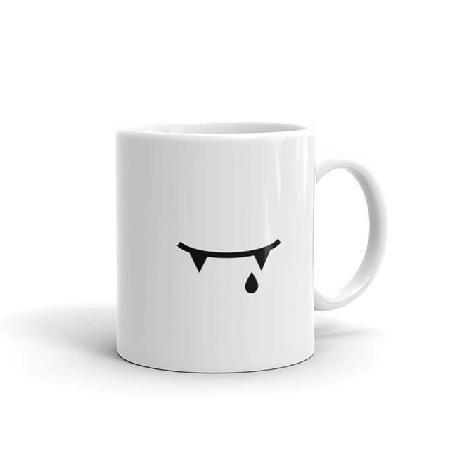 Spooky Season is here so why not grab a mug to celebrate the occasion.  Whether you're drinking your morning coffee, your evening tea, or something in between – this mug's for you! It's sturdy and glossy with a vivid print that'll withstand the microwave and dishwasher. • • • • • #caffeine #coffeelover #mug #coffeemug #coffeeaddict #coffeegram #coffeelove #coffeelovers #coffeeholic #instacoffee #coffeelife #halloween #vampire #coffeetime #horror #coffeeoftheday #coffiecup #cafe #vampires #vamp #spooky #scary #trickortreat #october #instahorror #teacup #cotd #mugs #teaholic #muglife