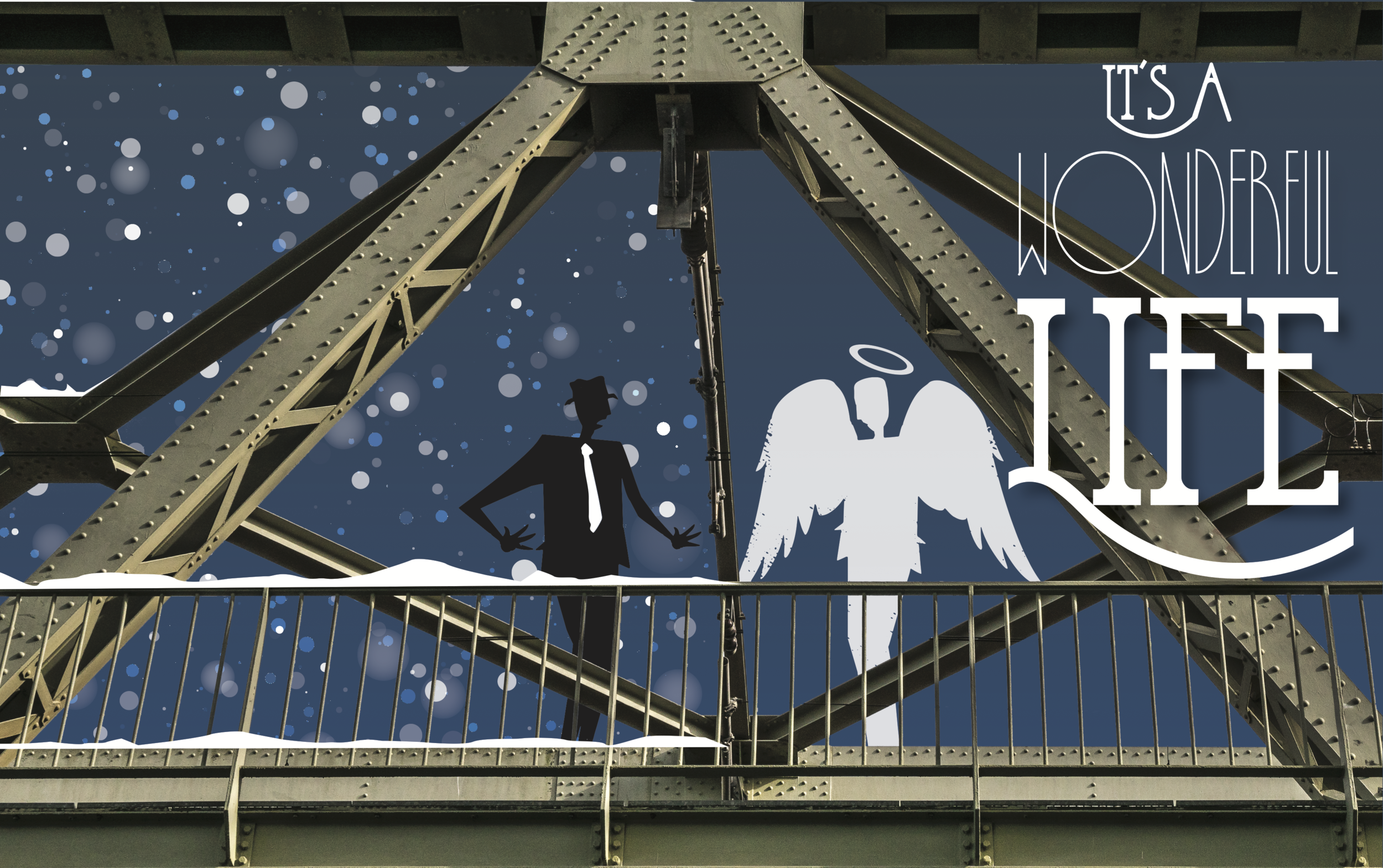 """Two Nights Only: - Our annual holiday tradition continues! The original 1947 Lux Radio Theater's broadcast of """"It's a Wonderful Life"""" comes to life in the most hysterical way possible."""