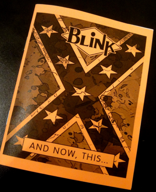 BLINK: AND NOW THIS...