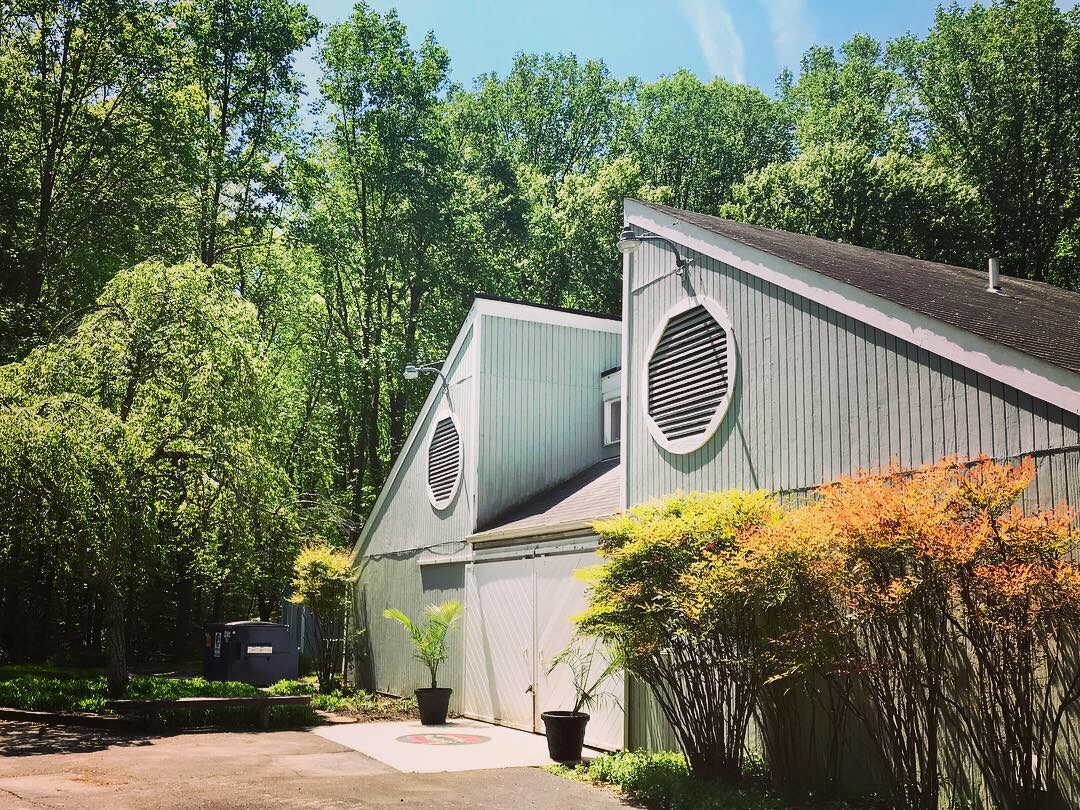 Fox Mill Woods Swim Club Entrance