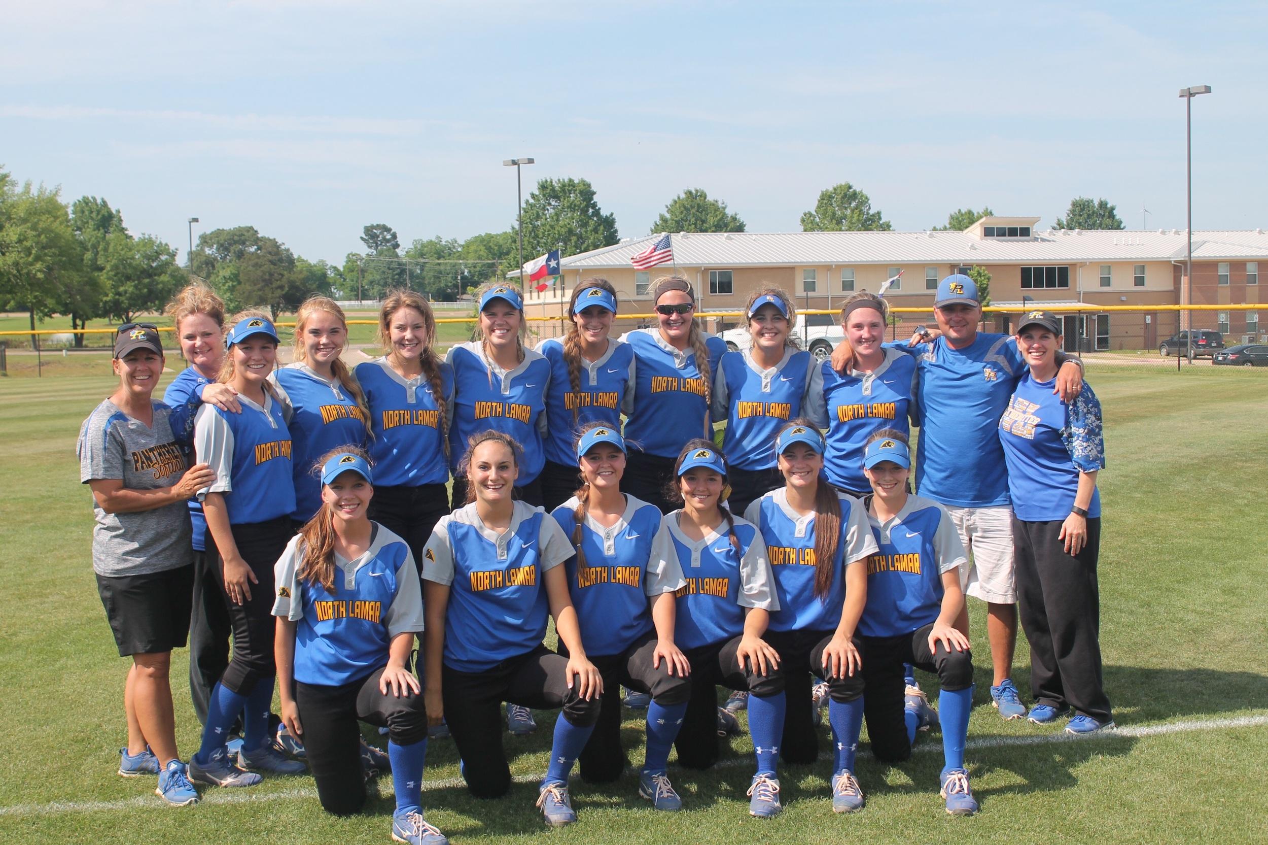 Pantherettes: Regional Quarterfinal Champions