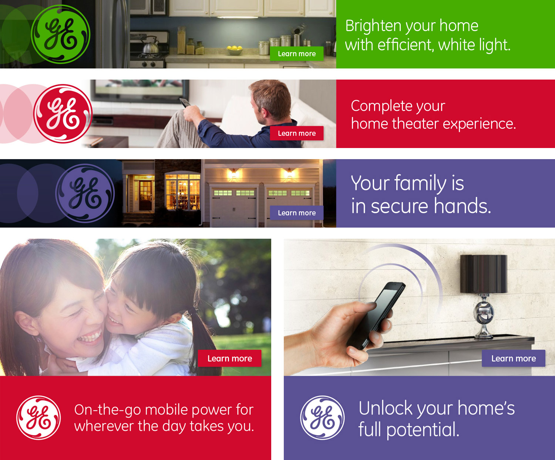 GE web campaign