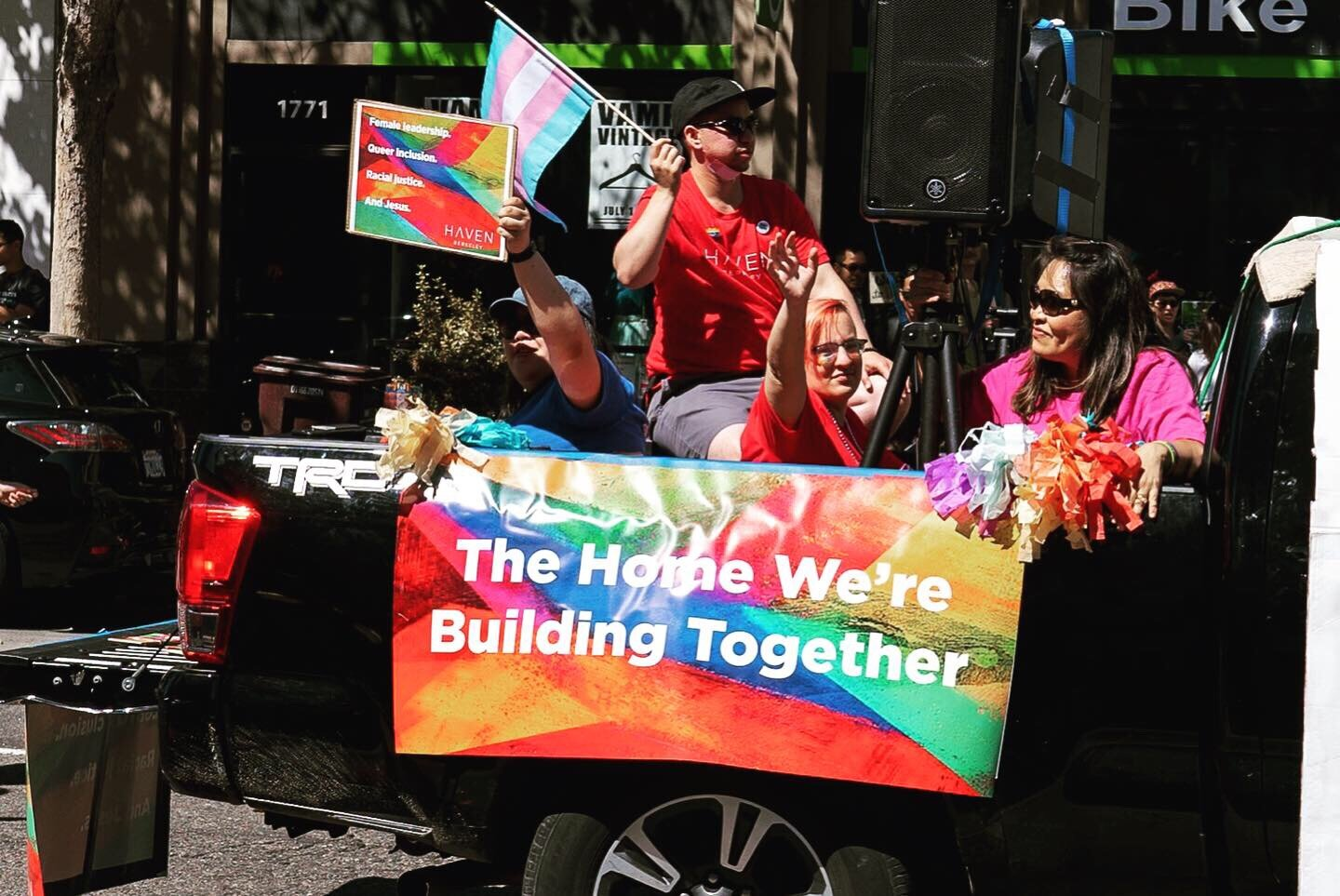 Haven at Oakland Pride, September 8, 2019