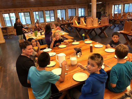 Our students leave camp with a sense of confidence about being able to manage in polite society without adult intervention. This is a wonderful step in gaining full independence.