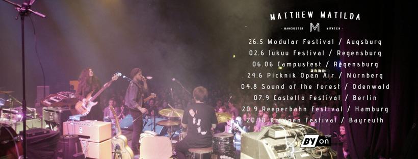 matthewmatildatour