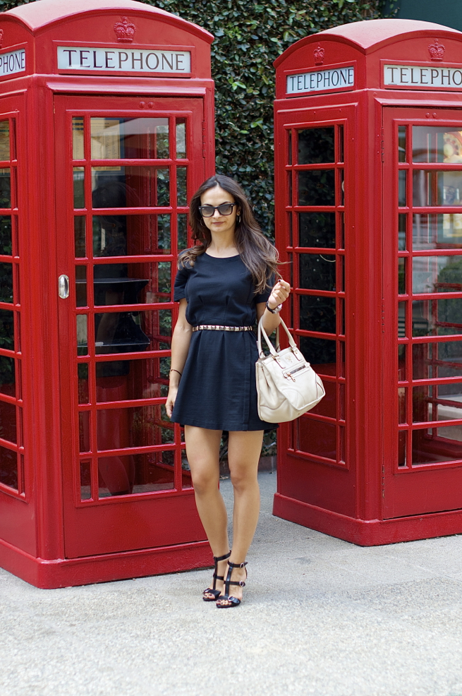Practically Fashion LBD Outfit Streetstyle
