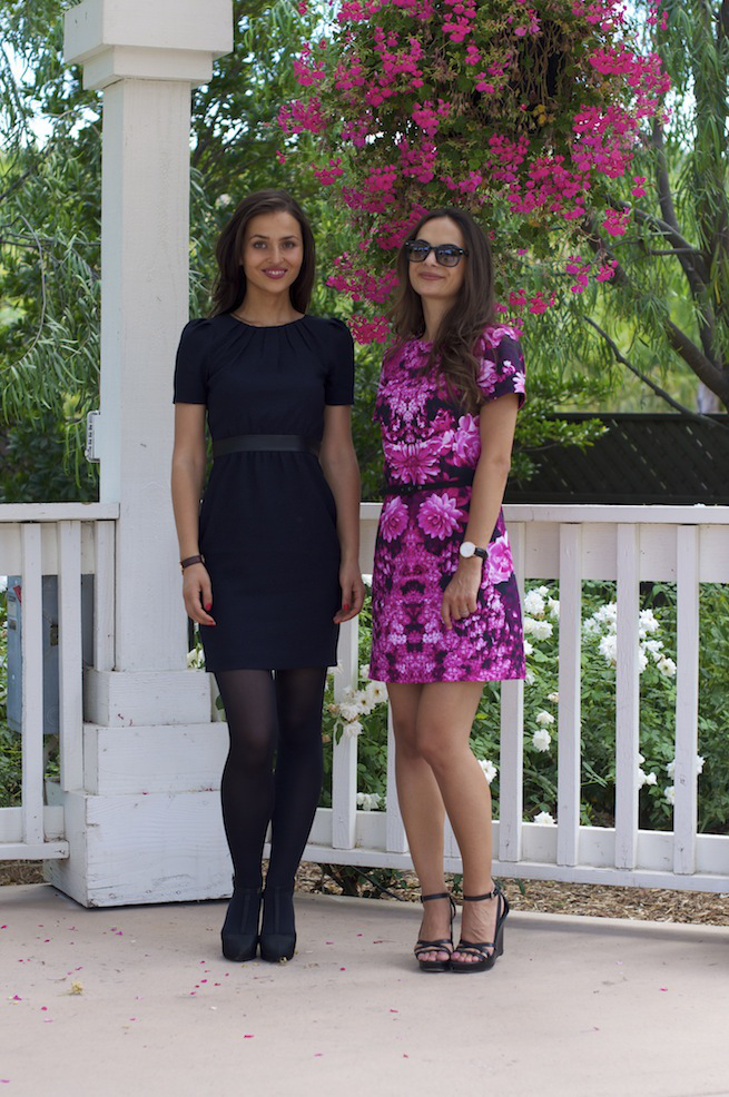 Azra and Alma at Wilson Creek Winery