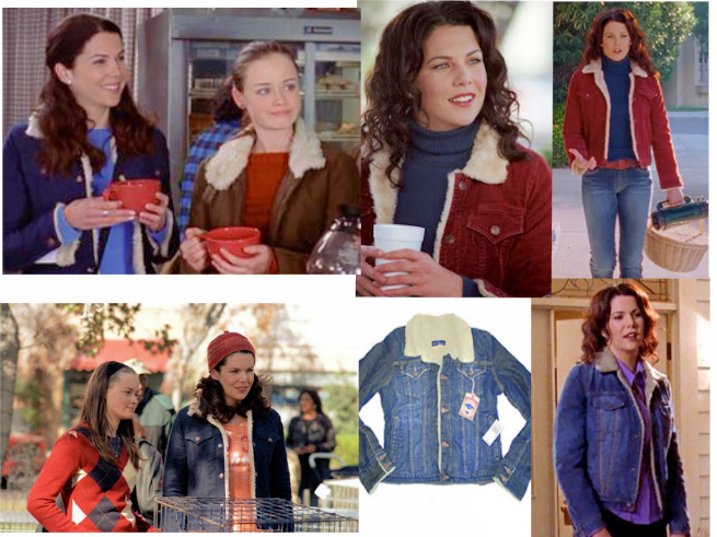 Lorelai Gilmore's Style