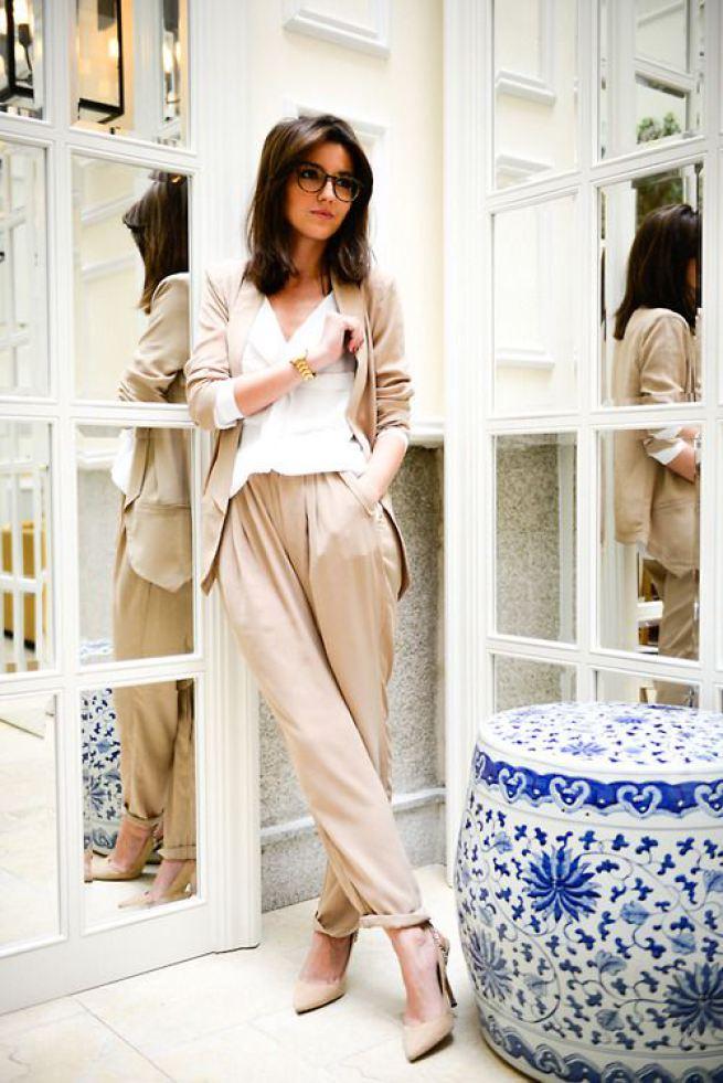 stylish workwear