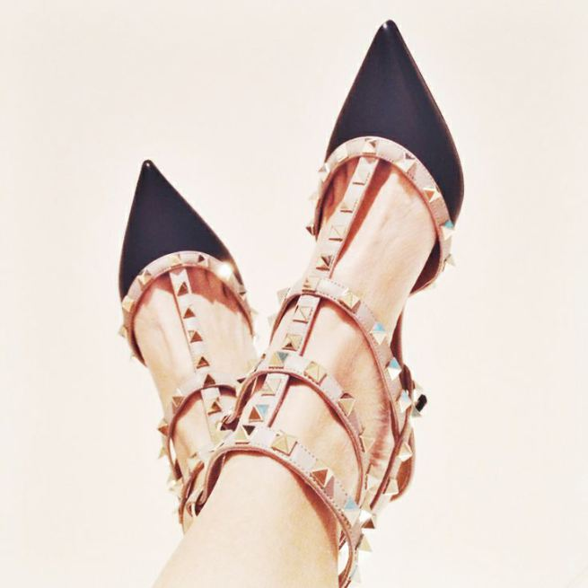 Valentino shoes workwear