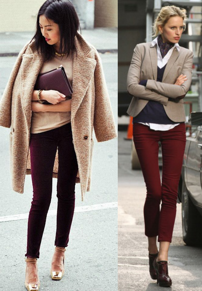 Zara Trousers $59.95   //   Zara Coated Pant $69.90   //   Zara Jeans $59.90