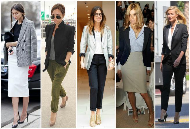 workwear blazers