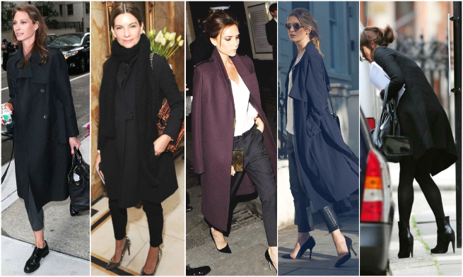 black work coats
