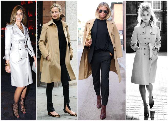 beige workwear coats