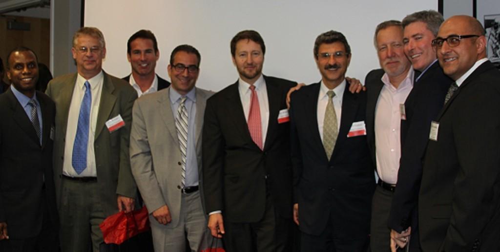 Chapman 2014 event panelists