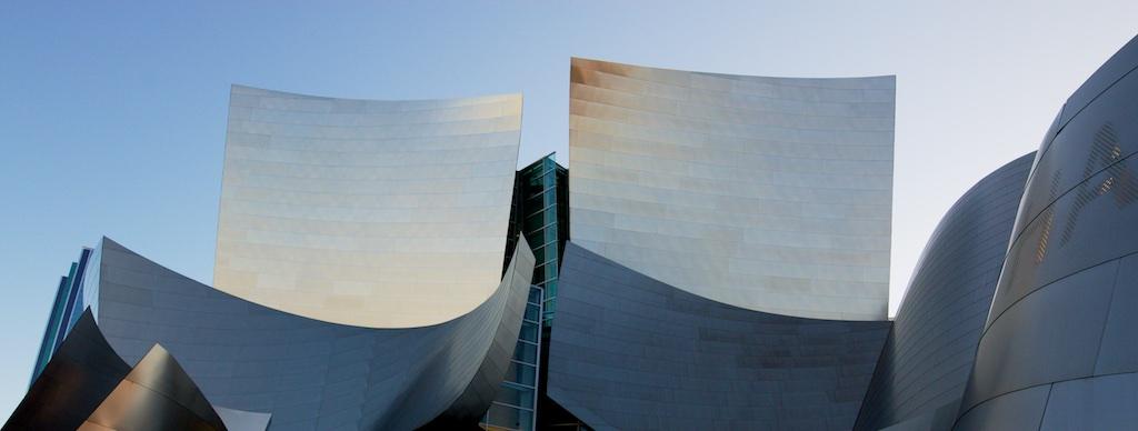 Walt Disney Music Hall - One