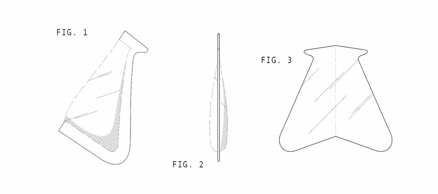Design patent drawings. This product is currently patent pending.