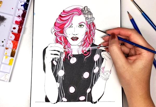 BrownPaperBunny-Fashion-Illustration