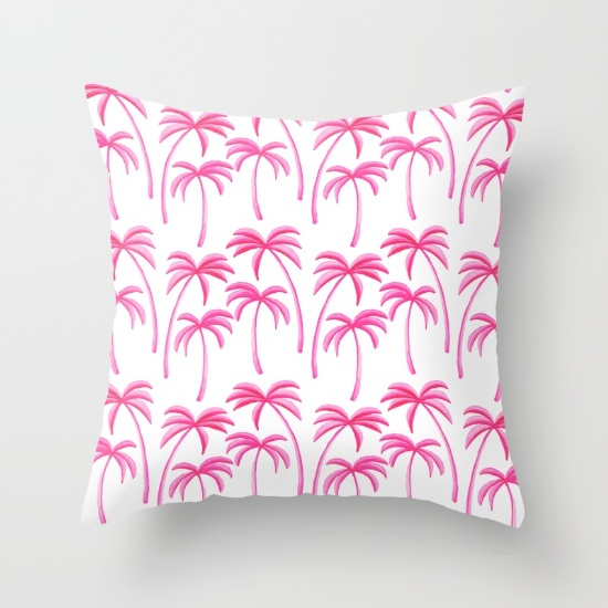Palm-Tree-Pillow