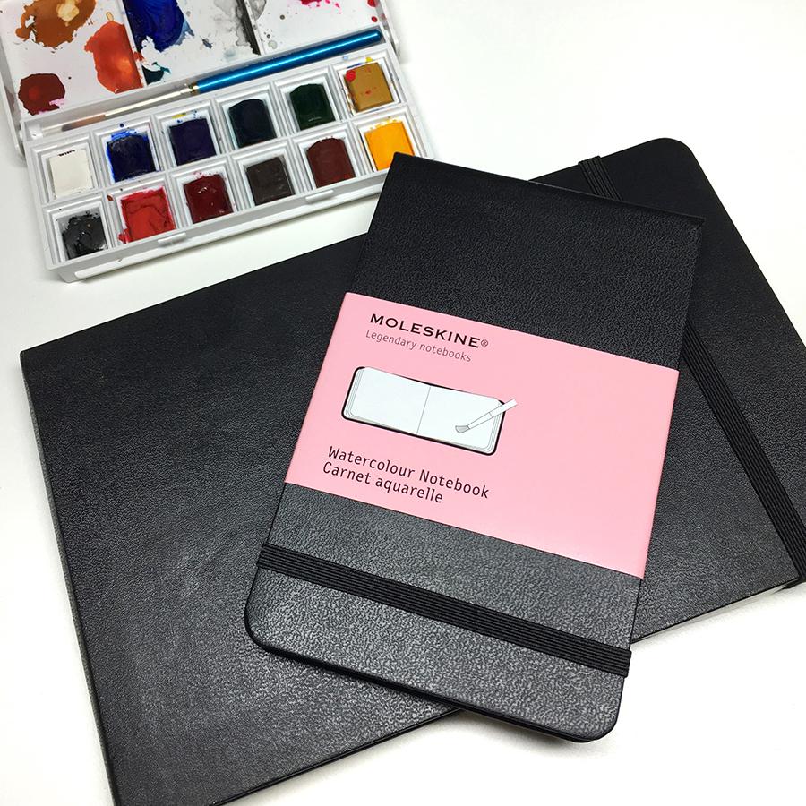 Moleskine Watercolor Sketchbooks
