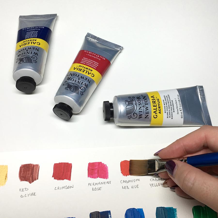 Winsor & Newton Galeria Acrylic Paint