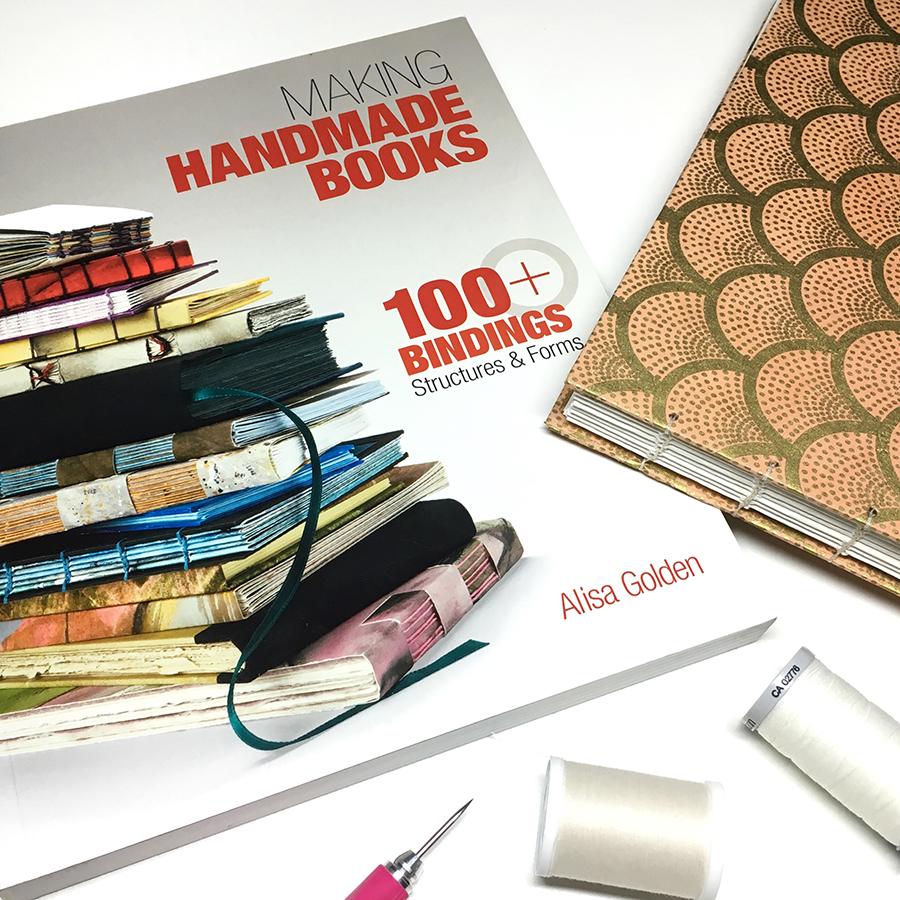Make Handmade Books