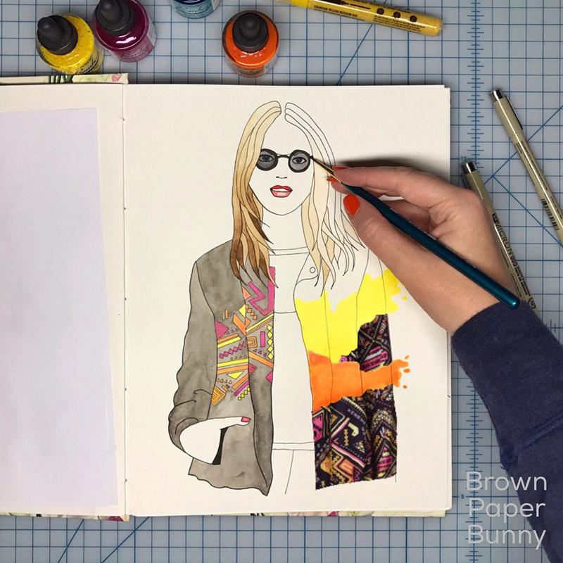 Day 7: Pattern / Day 8: Sunglasses