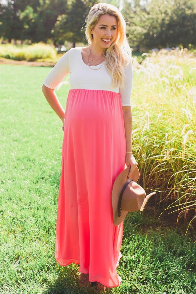 Block Dress Pregnancy.JPG