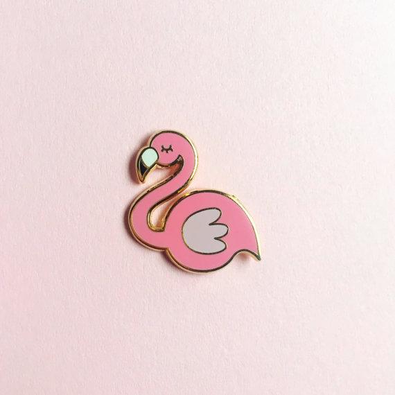 Pink Flamingo Enamel Pin.jpg