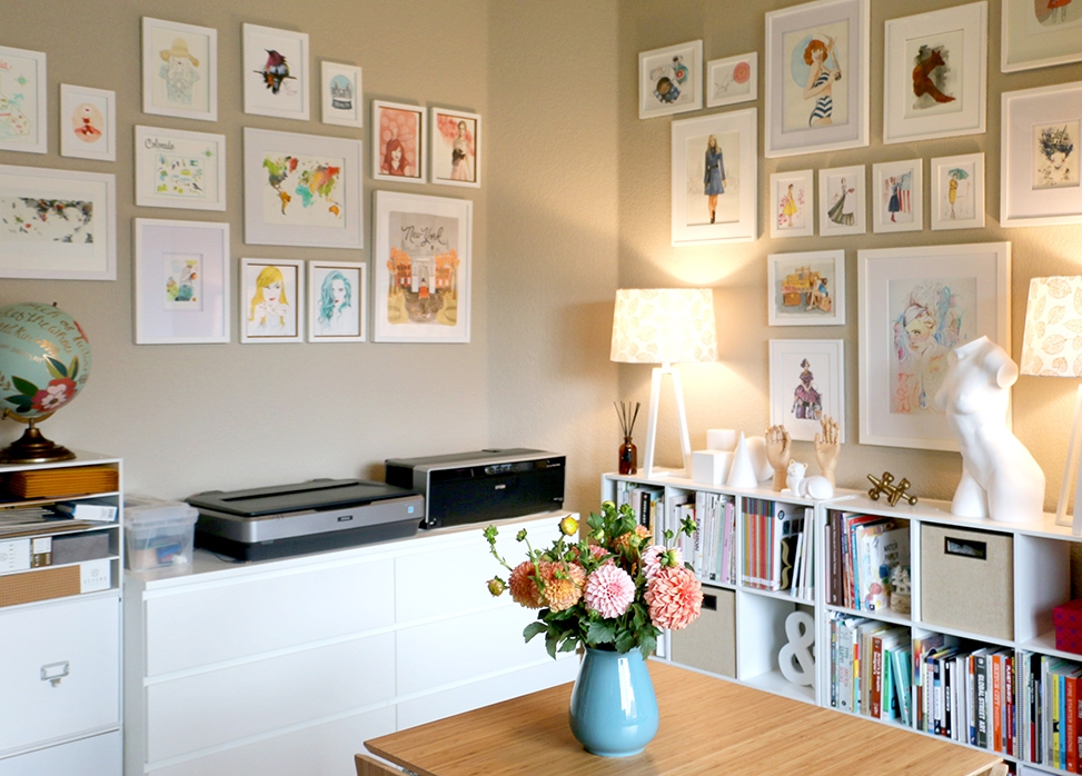 BrownPaperBunny Art Studio