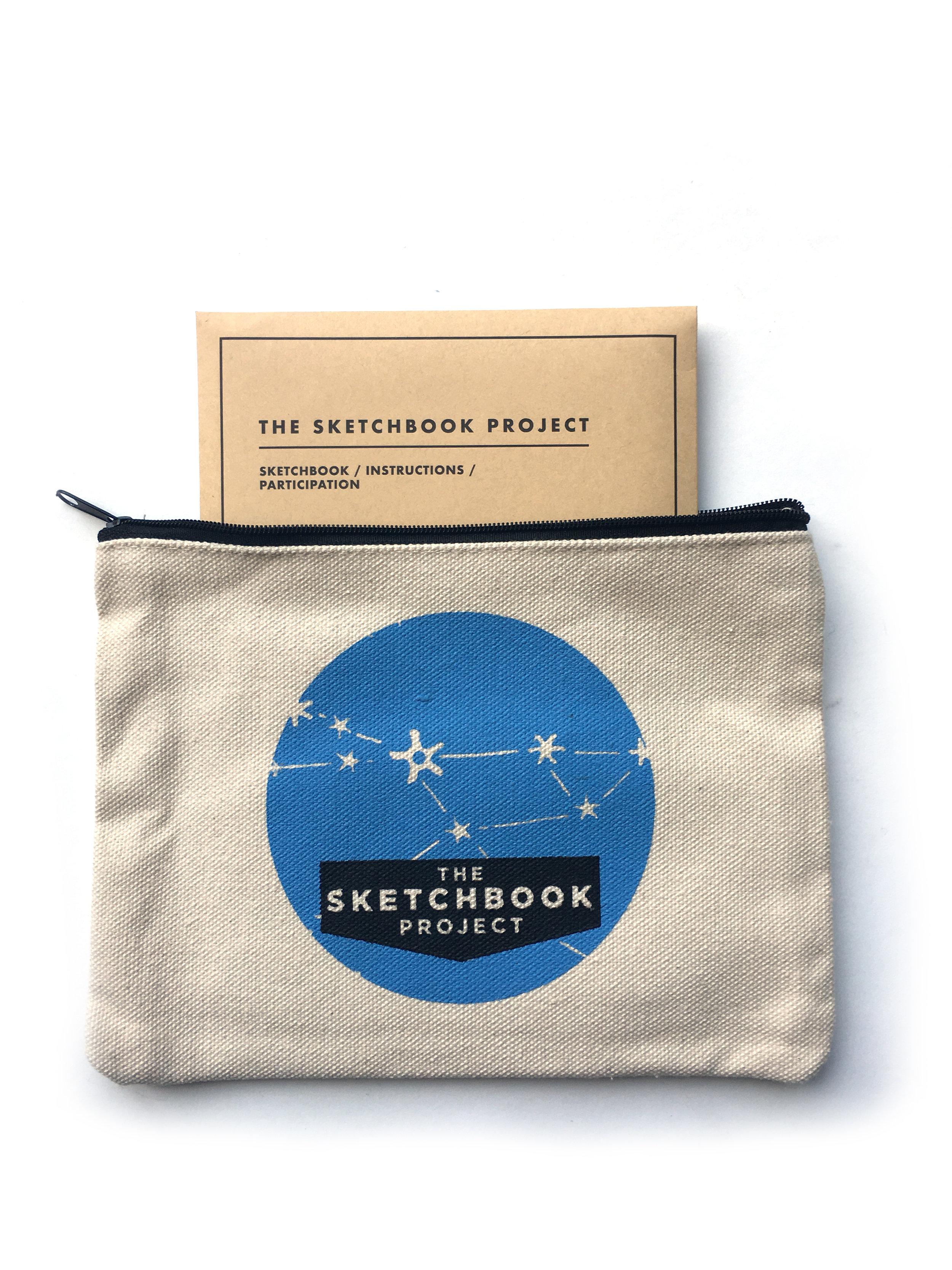 Sketchbook Project Starter Kit