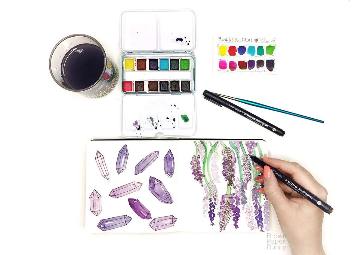 Jessica-Mack-BrownPaperBunny-Watercolor-Art