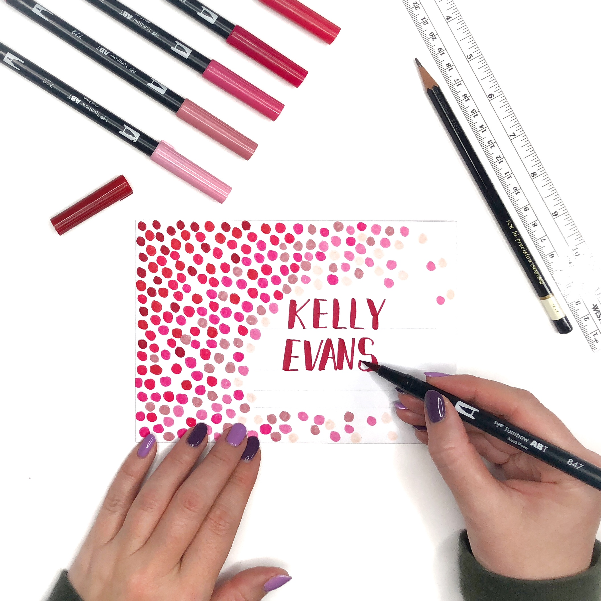 Easy Ways to Create Mail Art by Jessica Mack of BrownPaperBunny